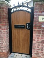 Single Gate - FDS18 UPVC