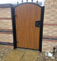 Single Gate - FDS17 UPVC