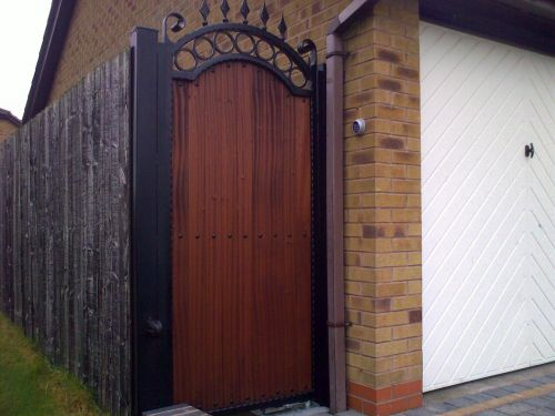 Single Gate - FDS18 sapila hardwood